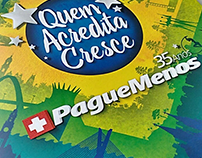 PLANEJAMENTO DE MARKETING PAGUE MENOS