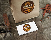 Anita Logo and Packaging Design