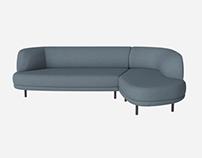 Grace sofa.