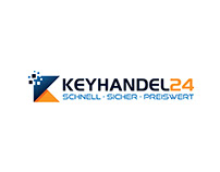 KEYHANDEL24 Company Logo Design