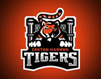 Croton Harmon Tigers Branding