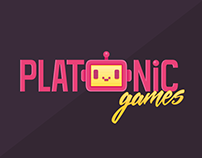Logo Design | Platonic Games