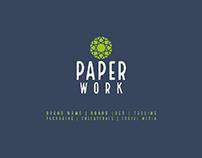 LOGO DESIGN | PAPER WORK