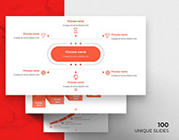 Free Square Infographics