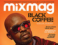 MixMag - DJ Black Coffee