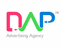 Re-branding // DAP Design