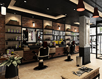 Kuaför, Hairdresser Project, Barbershop Konya, 2020
