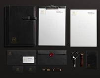 Corporate Stationery Design for Aventis