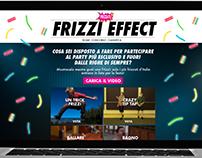 Haribo Frizzi Effect
