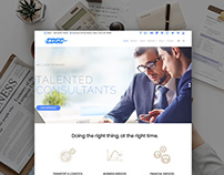Front-Page - Edge WordPress Theme