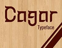 Cagar Typeface