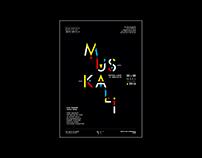 POSTER / EVENT • Festival Muskali