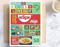 Catálogo para Nissin