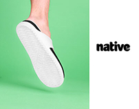 Native Sandals SP17