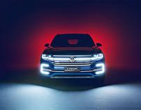 VW TOUAREG T-PRIME CONCEPT