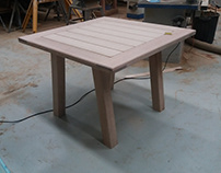 Heavy Duty Table