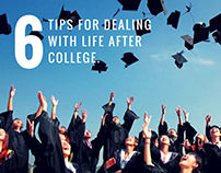 6 Tips for Dealing with Life After College