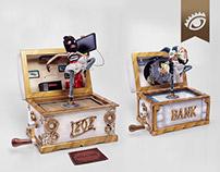 Securlock - Print Campaing