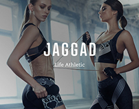 Jaggad Website Design