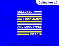 Logomarks & Logotypes of 2018