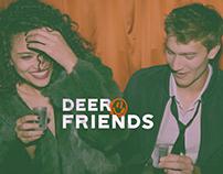 Deer Friends Logo Design | Jägermeister Turkey