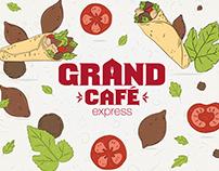 Grand Café Ilustración