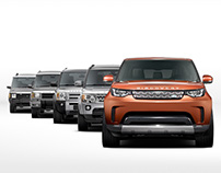 All-New Discovery - Land Rover