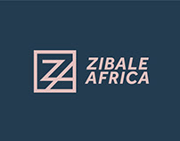 Zibale Africa Identity Design