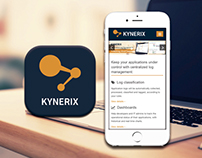 KYNERIX Software: Web Site