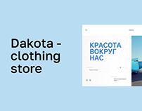 Dakota - clothing store