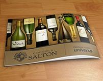 Mini Catálogo Vinícola Salton