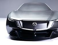 Mazda AX-1_Thesis Design