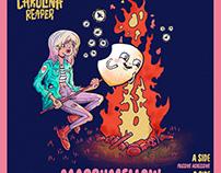 "Portada deDisco ""Marshmellow"" para Carolina Reaper"