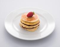 Fotografía: Pancakes