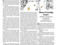 Post Editorial Illustrations