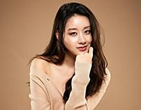Model__ Portrait