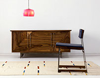 The Riley Sideboard