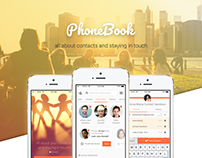 PhoneBook - All about contacts