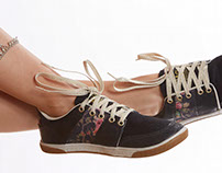 Creative Ecom - Cool ways to shoot shoes.