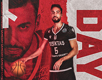Besiktas Basketball X Zaragoza