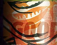 PACKAGING: Brahma Beer