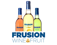 "FRUSION "" Wine & Fruit """