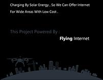 UI/UX Design for Flying Internet Application