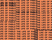 The Life Of Pablo Illustrated Song Titles