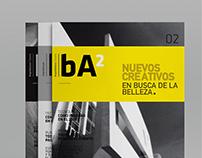 Revista bA2 / Editorial - Web