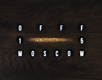 Offf Moscow 2015 Opening Titles