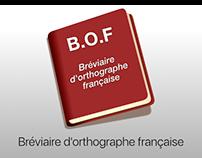 Bréviaire d'orthographe française (App macOS)