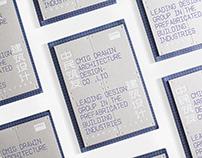《中民筑友 建筑设计》 - 企业画册