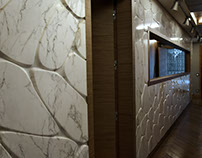 Marble VoronoiWall