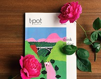 T • P O T Journal 04: Think Spring (Ươm Xuân)